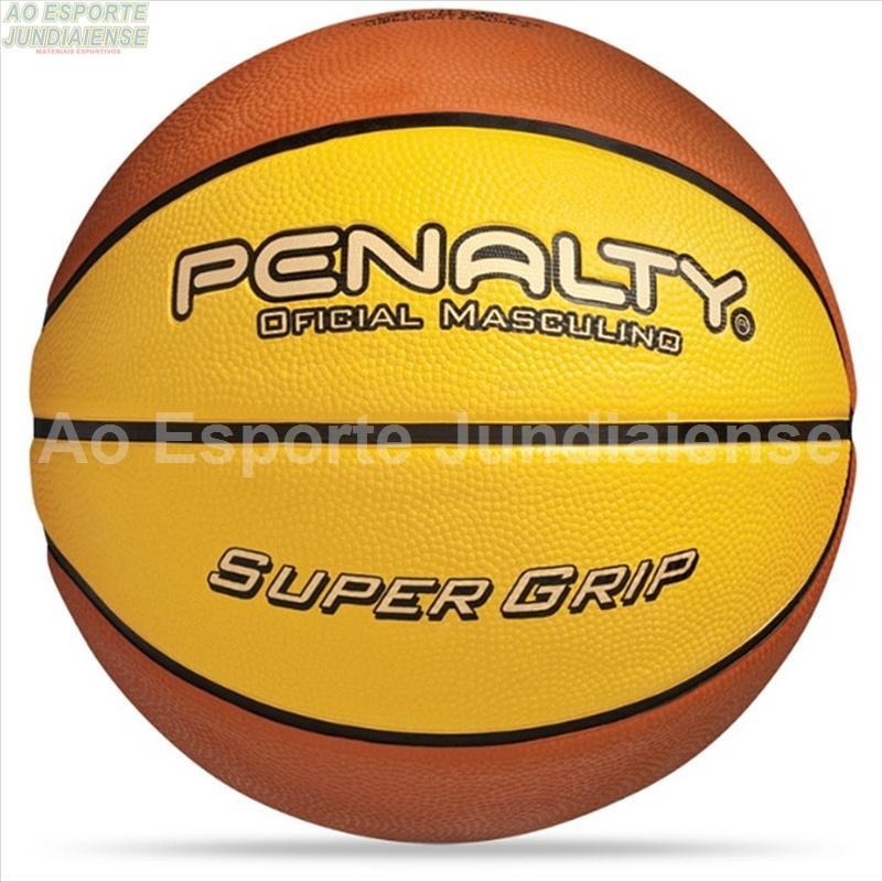 Bola Basquete Super Grip Penalty cb5133770bf73